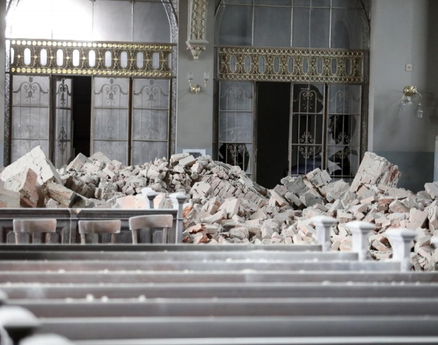 Zaklada za obnovu Bazilike Srca Isusova i izgradnje pastoralnog centra Anamarija Carević